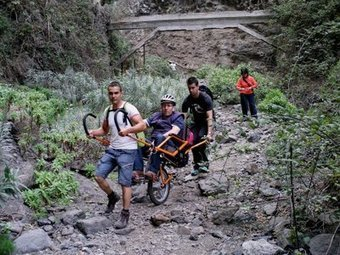 Balearic Hiking for the Disabled | Press Review about the Joëlette | Scoop.it
