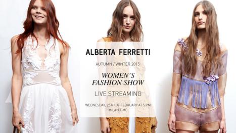Alberta Ferretti Fall/Winter 2015 Fashion Show | Best Fashion Week | Scoop.it
