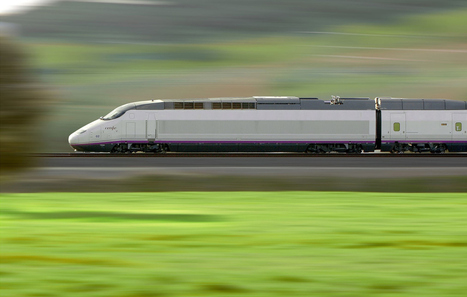 Ministers launch first high-speed Paris-Barcelona service | Railway Signalling | Scoop.it