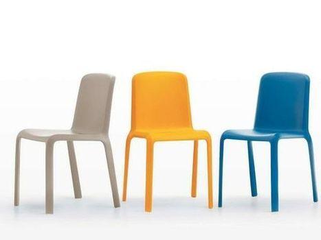 Design italiano a San Francisco In mostra le sedie di «Pedrali» - L'Eco di Bergamo | Modulor | Scoop.it
