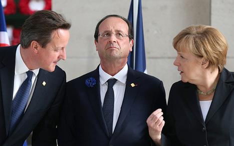 'Devastating' Brexit will consign Europe to a second rate world power, warns Deutsche Bank | Investors Europe, Gibraltar | Scoop.it