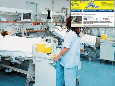 Euaractiv: Σε «άρνηση» η Ελλάδα για τα προβλήματα στη δημόσια υγεία - NewsBomb   Υγεία σε κρίση   Scoop.it