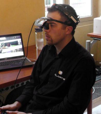 OpenVibe 2 : CLARTE a présenté le serious game ADHD, un environnement virtuel pour optimiser la concentration des élèves atteints du trouble du déficit de l'attention.   LeZart   Scoop.it