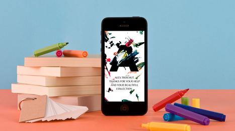 Notegraphy, l'app che dà colore e stile al tuo status! | Facebook Marketing | Scoop.it
