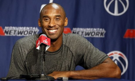 Kobe Bryant wins the NBA's emoji battle with two perfect tweets | EconMatters | Scoop.it