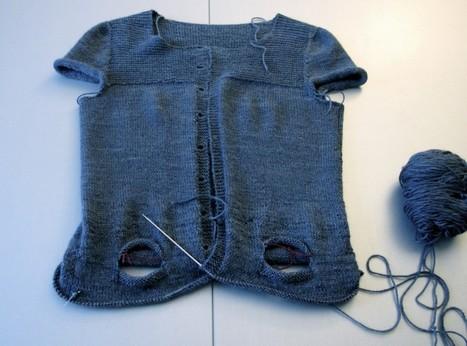 Nom de code : Boulet | in the loop - Le webzine des arts de la laine | Tricot & co | Scoop.it