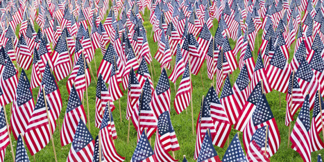 The Meaning of Memorial Day: A Military Widow Reflects on Life, Loss and Moving Forward | Heart_Matters | Scoop.it
