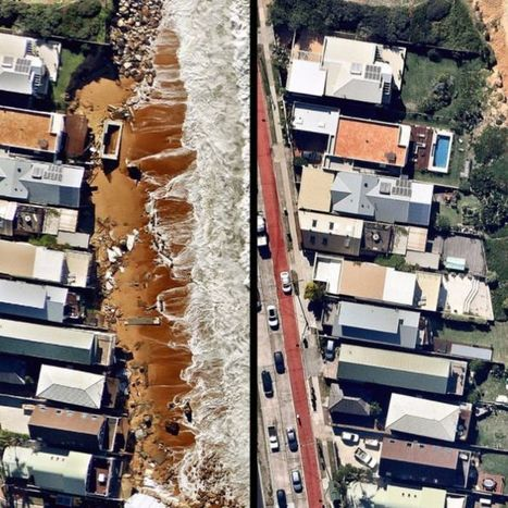 Before and after: See the impact of Sydney's severe storms | Lorraine's Environmental Change &  Management | Scoop.it
