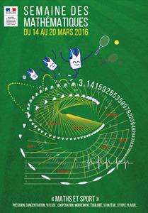 Semaine des mathématiques du 14 au 20 mars 2016 : Maths et sport - Rectorat de l'académie de Besançon | Usages du numérique en classe : veille  sur les pratiques pédagogiques. | Scoop.it