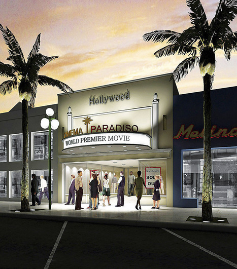 New Art House Movie Theater in Hollywood: Cinema Paradiso Expands - New Times Broward-Palm Beach | SFL Development | Scoop.it