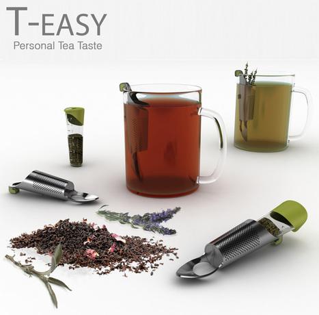 Tea Easy | Art, Design & Technology | Scoop.it