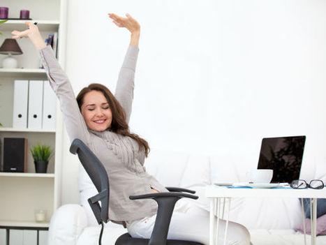4 rutinas para ejercitarte en la oficina | SoyEntrepreneur | Estrategias para Emprendedores, Startups y Franquicias | Scoop.it