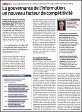 La gouvernance de l'information, un nouveau facteur de compétitivité | Knowledge Management et Records Management | Scoop.it