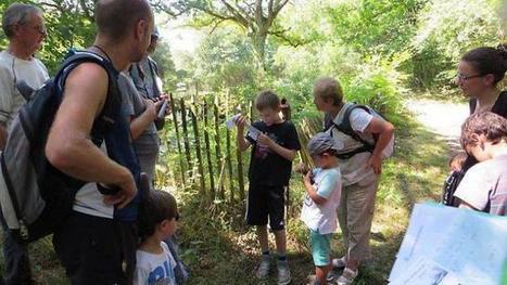 Du geocaching au bois de Boitouze | Informations sur le Géocaching | Scoop.it