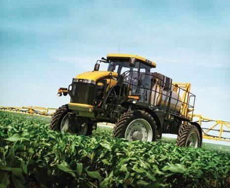 AGCO, Deere Top Self-Propelled Sprayers Among Ag Retailers - CropLife | Gross Vehicle Mass Upgrades | Scoop.it