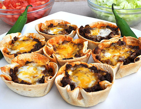 Mouth-Watering Muffin Tin Recipes | Cooking | Scoop.it
