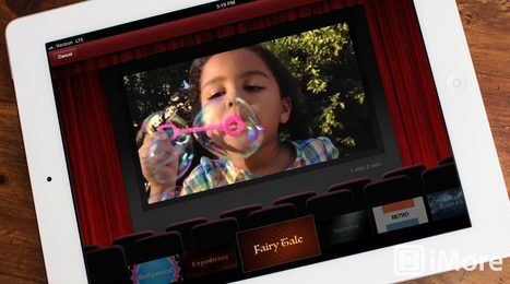iMovie for iPhone and iPad updated for iOS 6, includes 3 new trailers and 1080p output | iMore.com | Mac Users Boricuas | Scoop.it