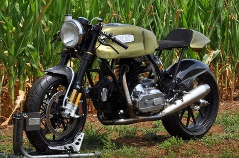 Ducati Cafe 31 by DesmoPro | Ducati & Italian Bikes | Scoop.it