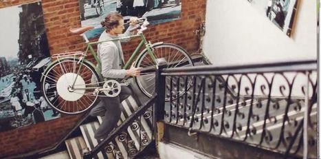 Flykly, rueda inteligente para localizar bicicleta robada | Bici & ciudad | Scoop.it