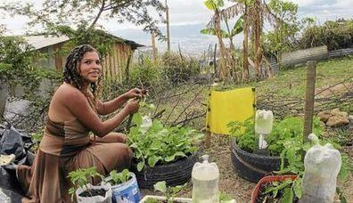 El huerto familiar frena la pobreza - El Comercio (Ecuador) | Cultivos Hidropónicos | Scoop.it