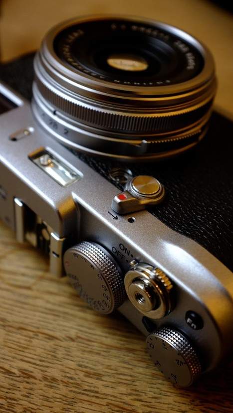 Hands on With The FujiFilm X100S | SchoolBoyCouture | Fuji X System | Scoop.it