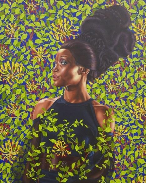 Artist Blends Hip-Hop With Renaissance To Make Beautiful Art | Hip hop Organic | Scoop.it