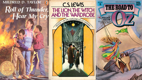 Which Childhood Books Turned You into a Reader?   books   Scoop.it