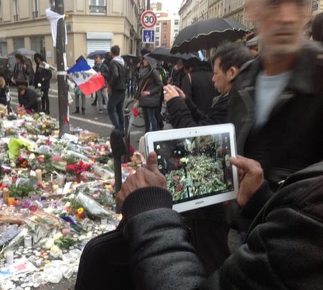 Prendre une photo comme on dépose une offrande | Louise Merzeau | Web 2.0 et société | Scoop.it