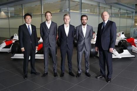 5 Bold Predictions for McLaren-Honda's 2015 Formula 1 Car Launch - Bleacher Report | F 1 | Scoop.it