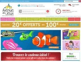 Codes promo Avenue des jeux valides et vérifiés à la main | codes promo | Scoop.it