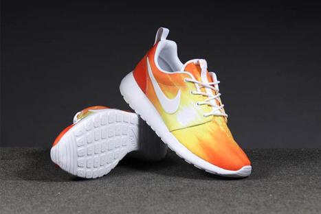 Nike Roshe Run « Summer Print » Pack | Sneakers | Scoop.it