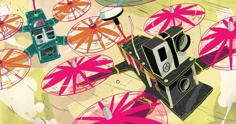 Meet Charpu, the Drone-Racing Megastar Who Doesn't Feel Like Racing | TV, Cinema, Gaming, VR - AR | Scoop.it