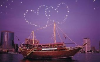 Rekindle Your Romance with a Dhow Dinner Cruise | Dhow Dinner Cruise and Dubai Sightseeing Tour | Scoop.it