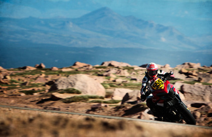 DejaView - Great Recap of 2011 Pikes Peak - If you ever need to feel really small... (Part One) - Classified Moto | Ductalk Ducati News | Scoop.it
