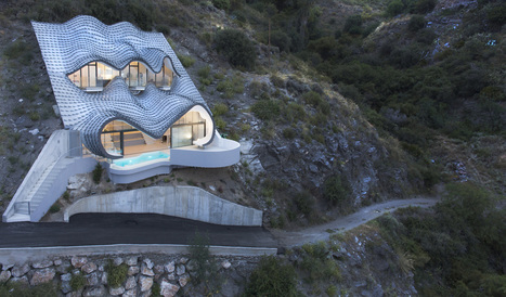 The House on the Cliff  / GilBartolome Architects | World Architecture | Scoop.it