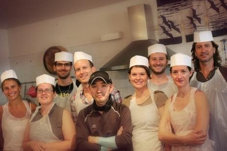 Premier restaurant japonais à Paris récompensé par l'AFMR | Hisayuki Takeuchi, cook master | Scoop.it