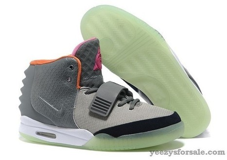 Nike Air Yeezy 2 Zen Grey/Black-White [Air-Yeezy-2-07] - $89.99 : | Cheap Air Yeezy outlet online | Scoop.it