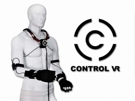 Control VR- The Future of Virtual Reality, Animation & more | VR & AR News - Usages professionels | Scoop.it