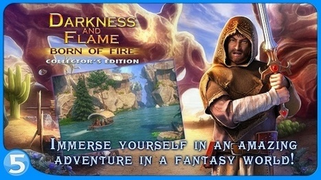 Darkness and Flame - Will Alice manage to harness the power | Free Android Apps and games | Scoop.it