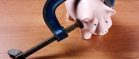 The U.S. Deficit Shrank, but Will It Come Back Bigger Than Ever? - Knowledge@Wharton | Making Sense of the Economics | Scoop.it