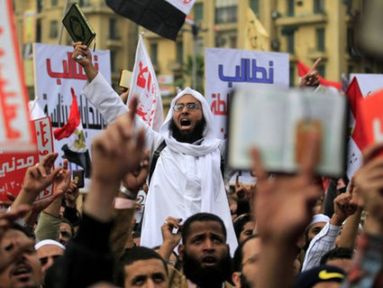 Calls for Friday rally against political violence divide Egypt's Islamists | Égypt-actus | Scoop.it