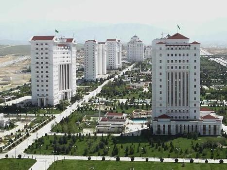Inside Ashgabat, a strange and secretive city | Psytrips | Travel | Scoop.it