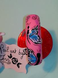 Nail art By Jess | Prothésiste ongulaire  - Formation à distance Educatel | Scoop.it