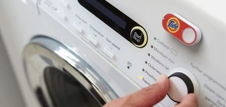 Amazon : les boutons connectés Dash lancés en France   Le magasin est mort, vive le magasin ! L'avenir du magasin physique à l'heure de l'omni-canal   Scoop.it