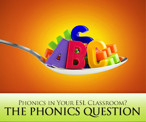 Phonics in the ESL Classroom – Is It Right for You? - BusyTeacher | Phonics with Young Learners | Scoop.it