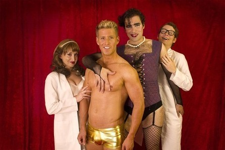 The Rocky Horror Show even better the second time | examiner.com | OffStage | Scoop.it