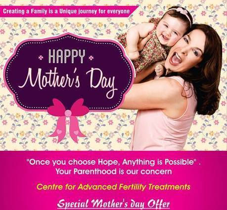 International Mother's Day special OFFER | IVF Clinic Tamil Nadu | Scoop.it