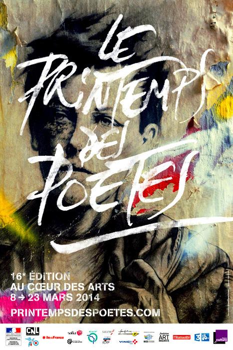 La BibliotheK Sauvage partenaire du Printemps des Poètes | Merveilles - Marvels | Scoop.it