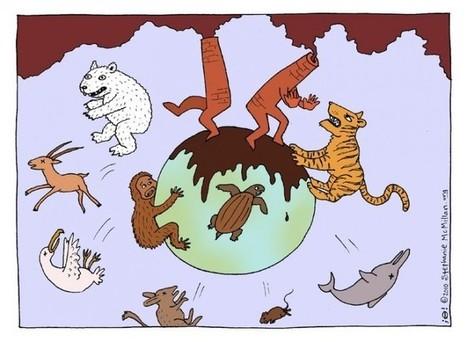 L'espèce humaine en voie d'extinction ? | 2050 | Scoop.it