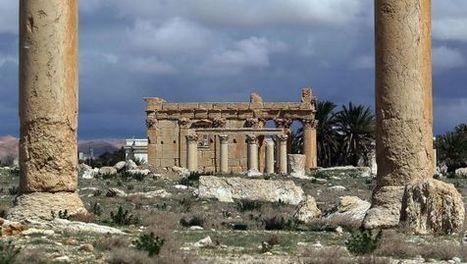 El Estado Islámico destruye el templo de Baal, en Palmira | Mundo Clásico | Scoop.it
